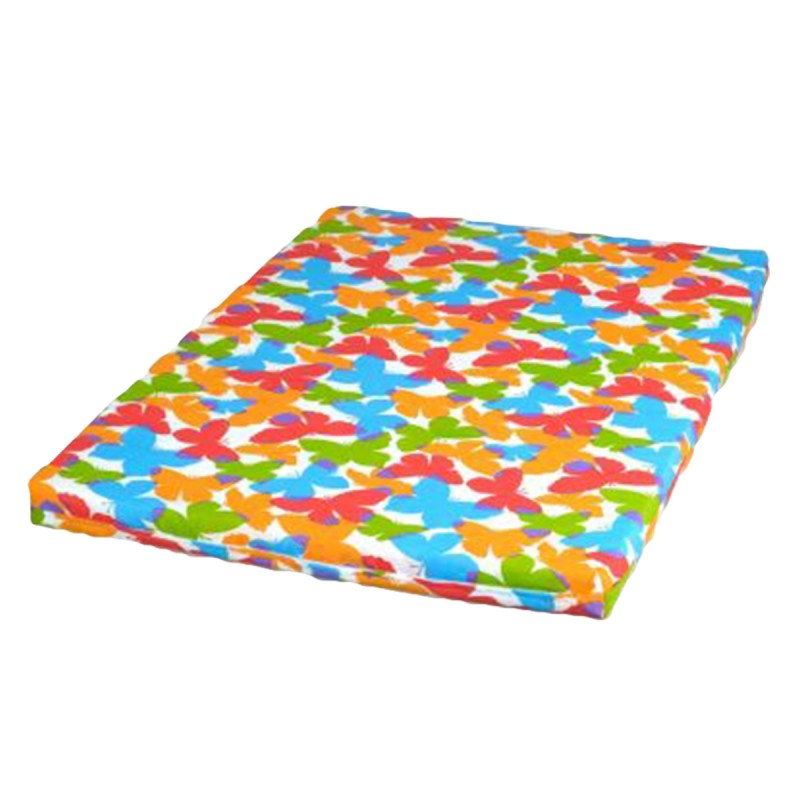 Colourful Butterfly Foam Mattress