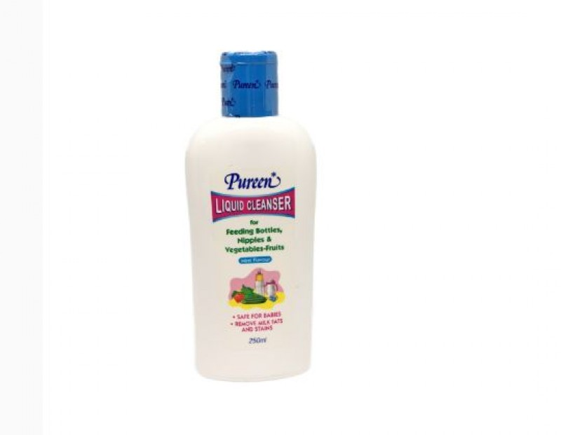 Pureen Liquid Cleanser Mint Flavour (250ml)