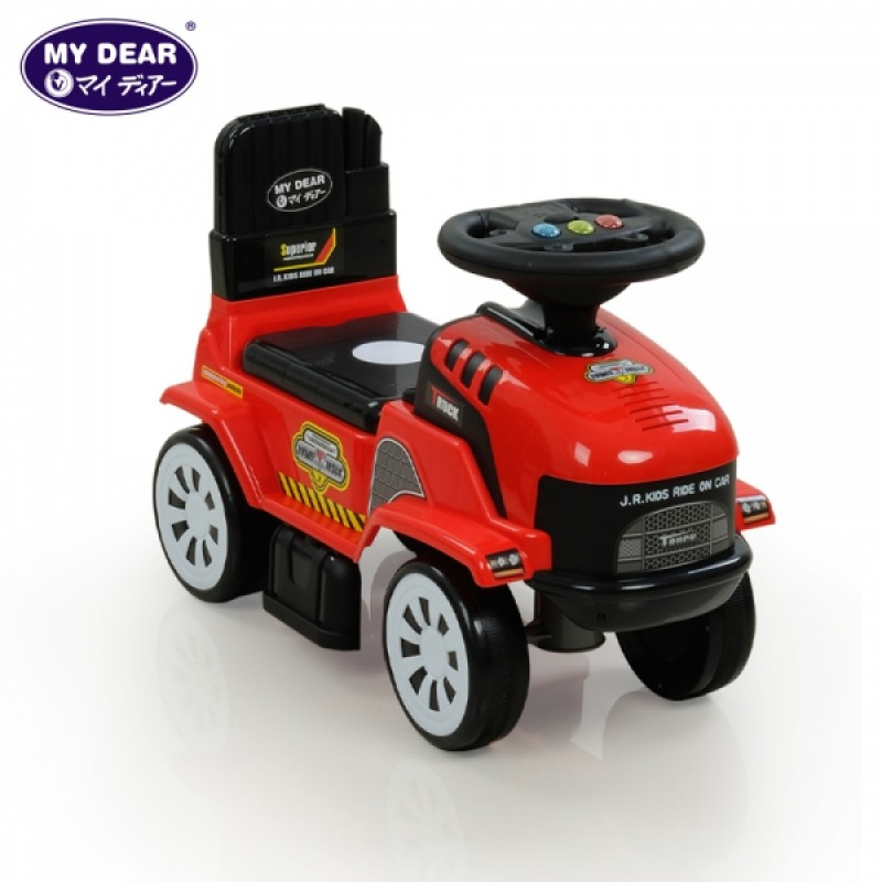 (JR913C-1) POWER TRUCK RIDE ON CAR WITH SOUND