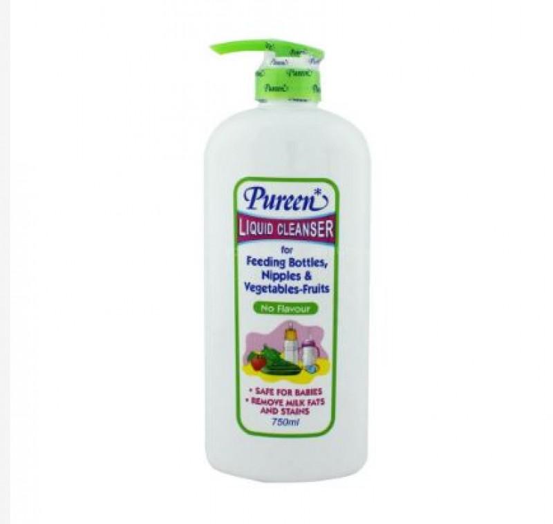 Pureen - Liquid Cleaneser - No Flavour (750ml)