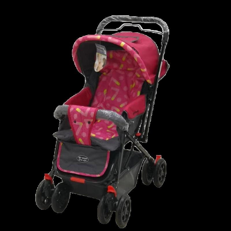 Tasmia Stroller (8 Wheels)