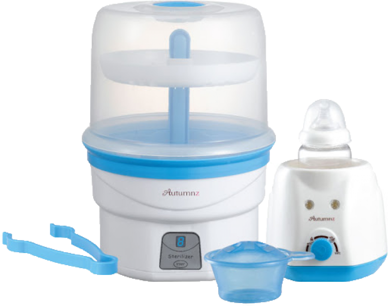 *Bb* Combo Steriliser & Home Warmer