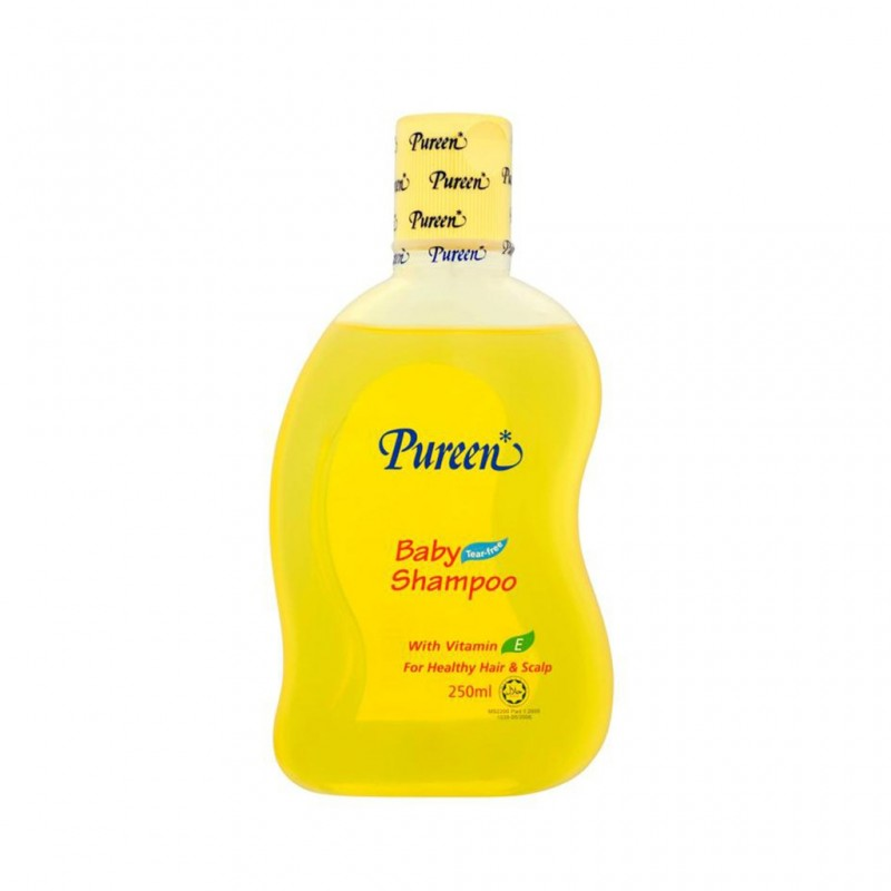 Pureen Baby Shampoo (250ml)