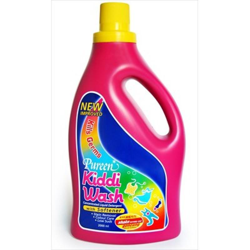 Pureen Kiddi Wash (1000ml)