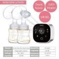 Youha Black Series Onyx Double Breast Pump - Kico Baby Center
