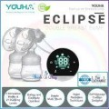 Youha Eclipse Double Electric Breast Pump - Kico Baby Center