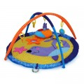 (CD-PM0097) Gymamat- Seal - Kico Baby Center