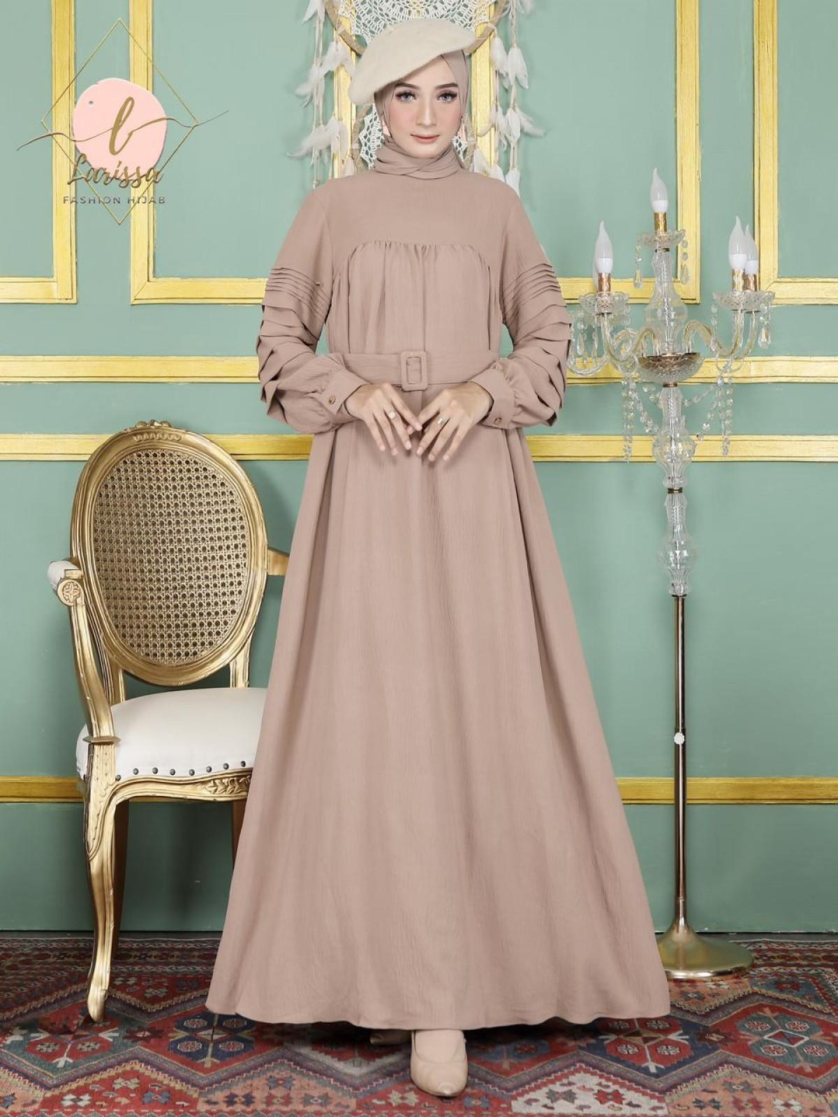 DRESS NAILA - Larissa premium