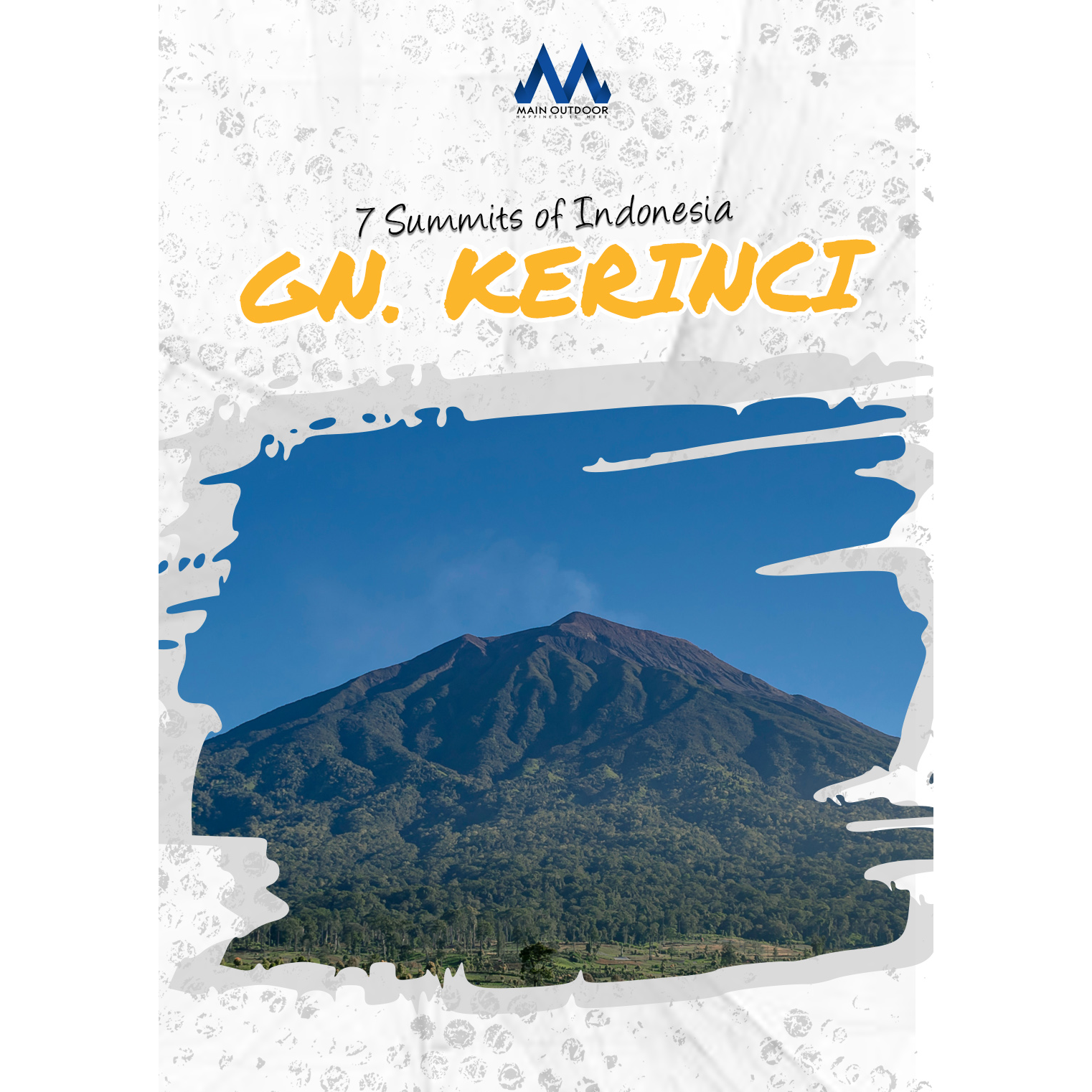 Mt. Kerinci 7 Summit Indonesia