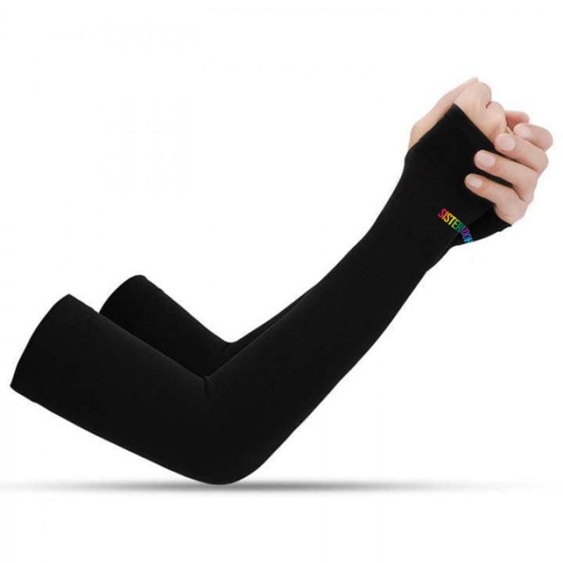 SISTERHOOD ARM SOCKS WITH THUMB HOLE