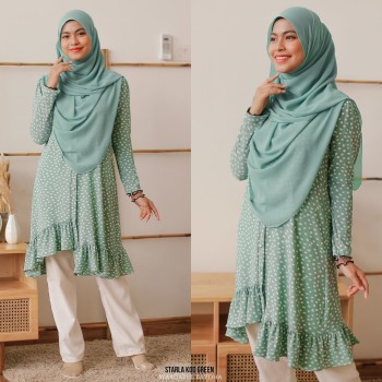 STARLA TUNIC AS-IS (DEFECT)