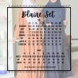 BLAIRE SET - Wardatul Baydha Hijab