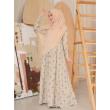 CAMELLA DRESS - Wardatul Baydha Hijab