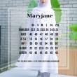 MARYJANE MIDI DRESS - Wardatul Baydha Hijab