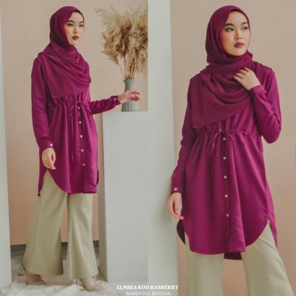 ELMIRA TUNIC  - Wardatul Baydha Hijab