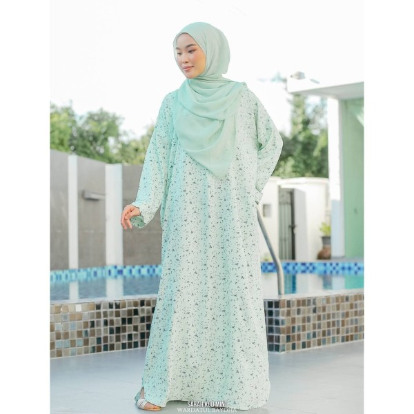 SARAH KAFTAN - Wardatul Baydha Hijab