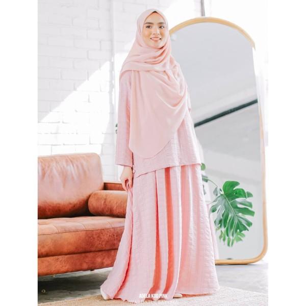 ADELA SET - Wardatul Baydha Hijab