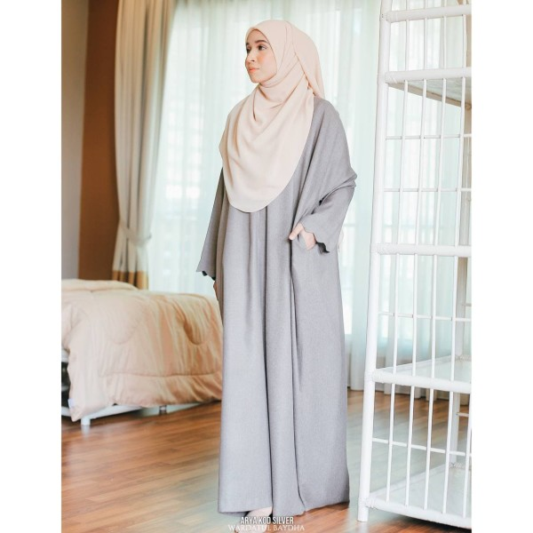 AYRA KAFTAN - Wardatul Baydha Hijab