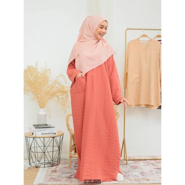 LAZY KAFTAN - Wardatul Baydha Hijab