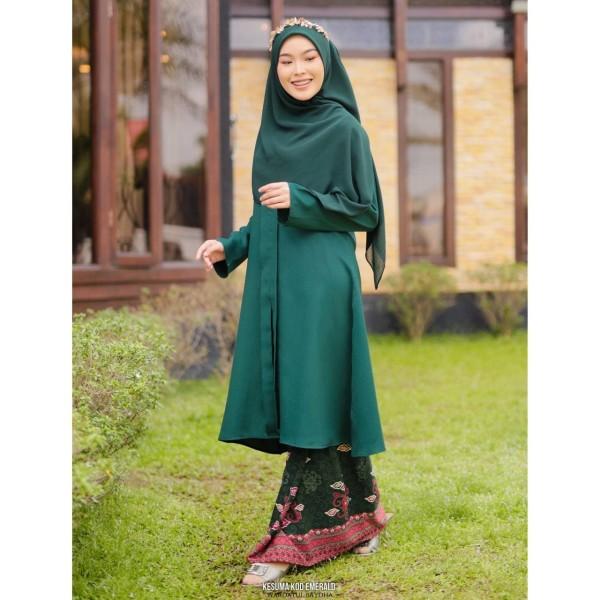 KESUMA KEBAYA - Wardatul Baydha Hijab