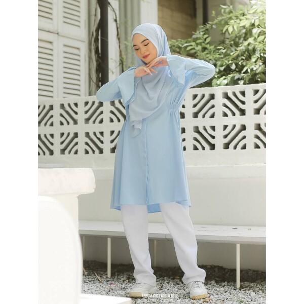 AREUM TUNIC - Wardatul Baydha Hijab
