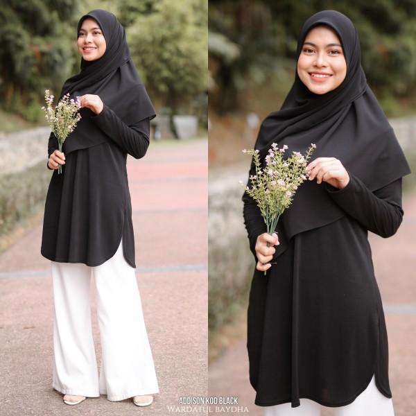 ADDISON TUNIC  - Wardatul Baydha Hijab