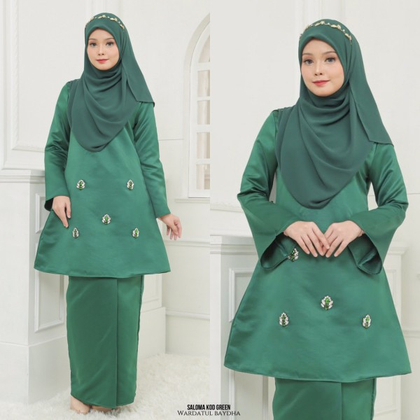 SALOMA KURUNG - Wardatul Baydha Hijab