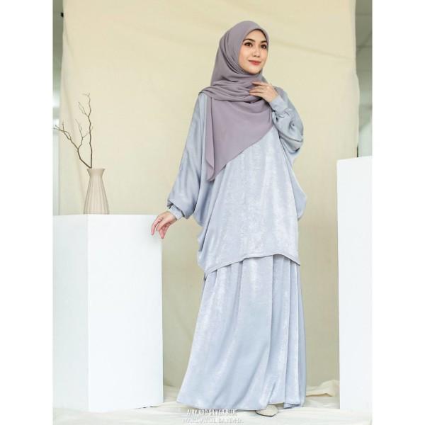 AIRY BAGGY SET - Wardatul Baydha Hijab
