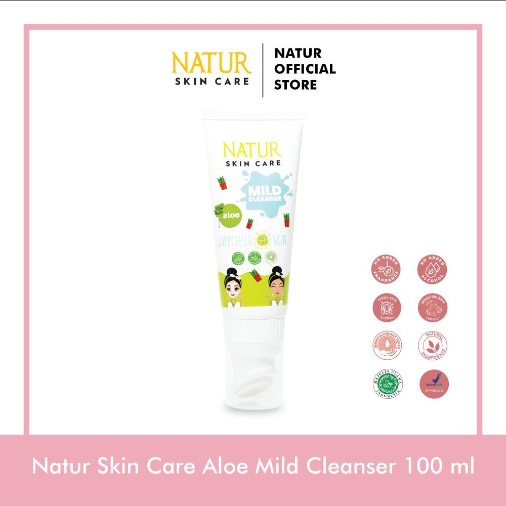 Natur Aloe Mild Cleanser 100 ml