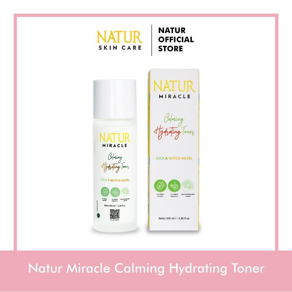 Natur Miracle Calming Hydrating Toner