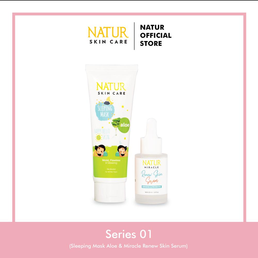 Natur Skin Repair Series 01