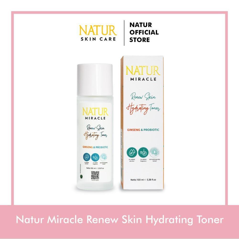 Natur Miracle Renew Skin Hydrating Toner