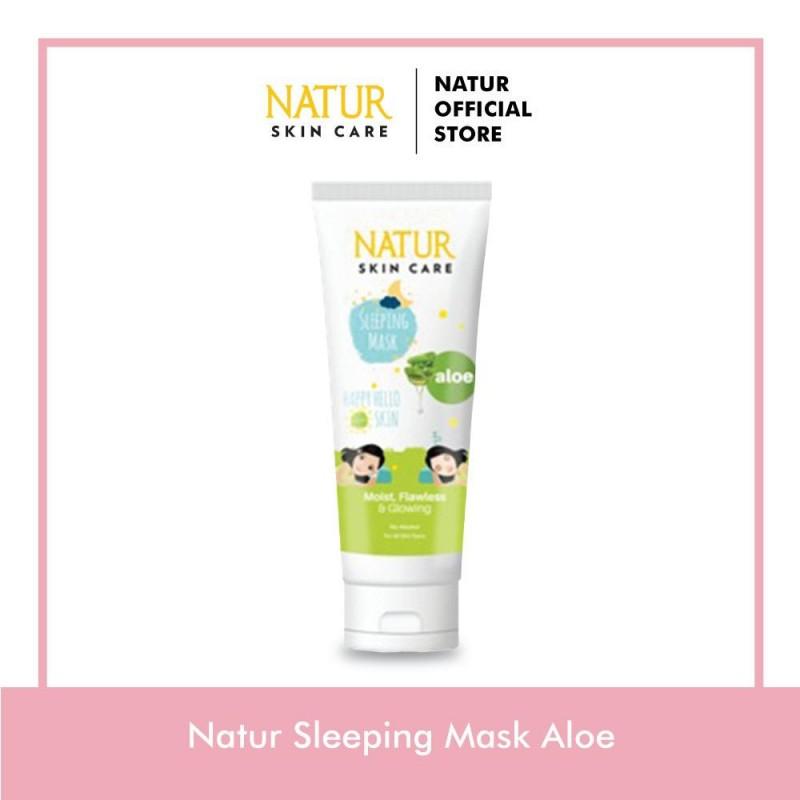 NATUR Sleeping Mask Aloe Vera 100 ml