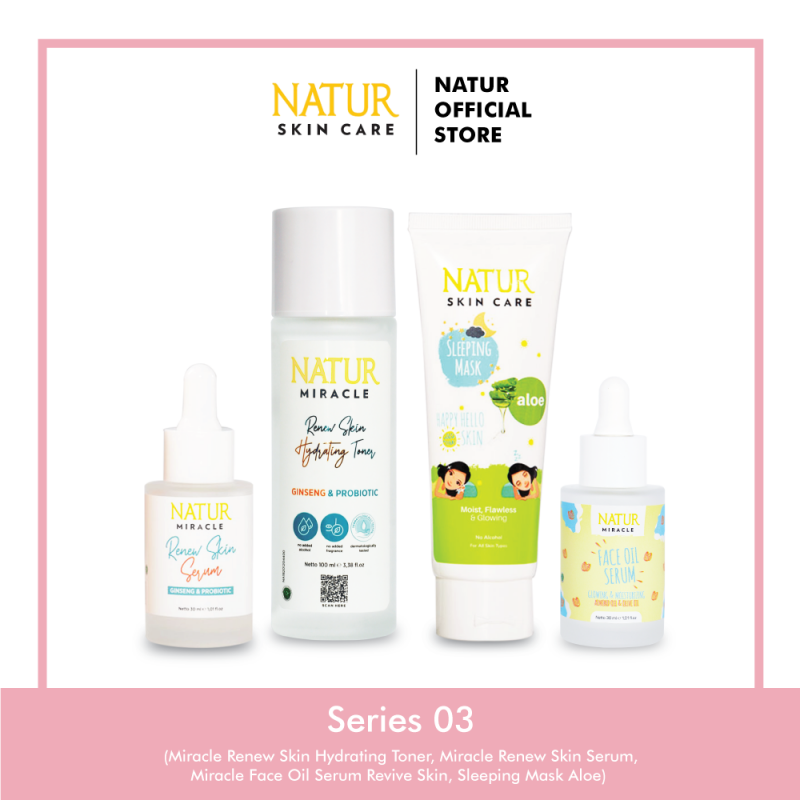 Natur Skin Repair Series 03