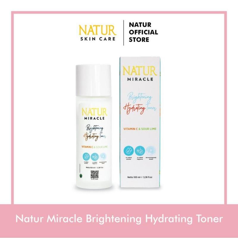 Natur Miracle Brightening Hydrating Toner