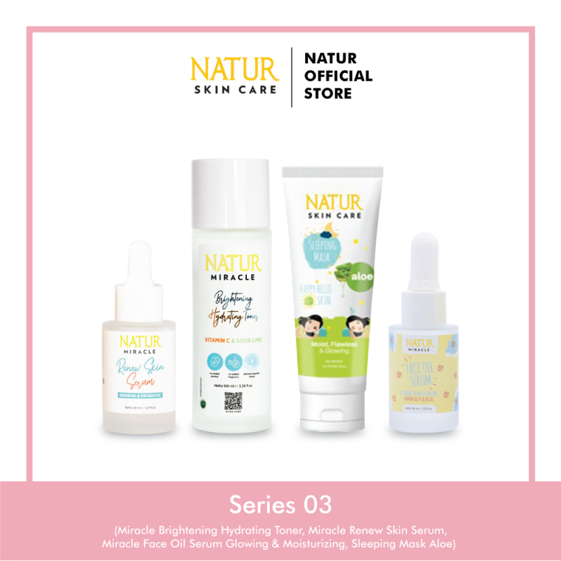 Natur Glowing Series 03
