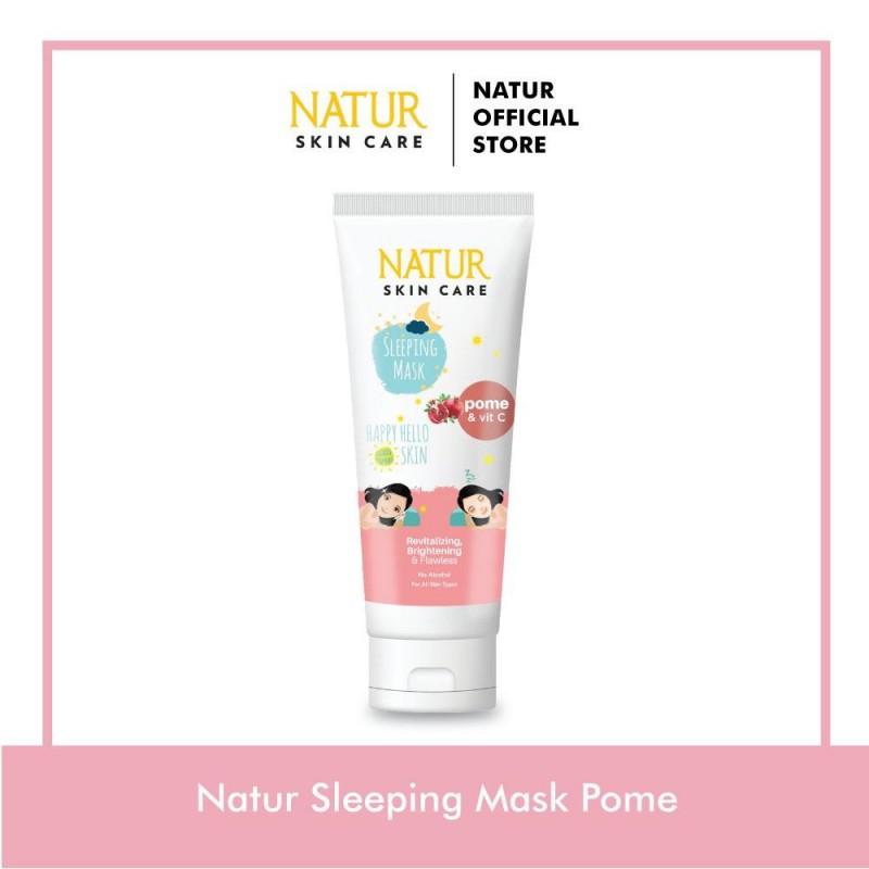 Natur Sleeping Mask Pome 100ml