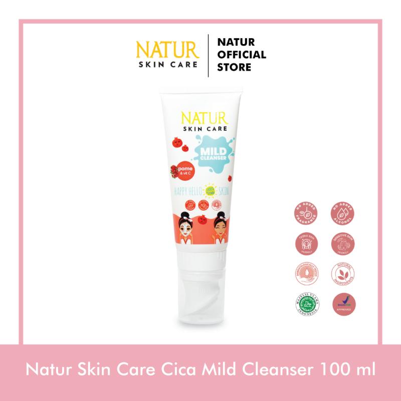 Natur Pome Mild Cleanser 100 ml