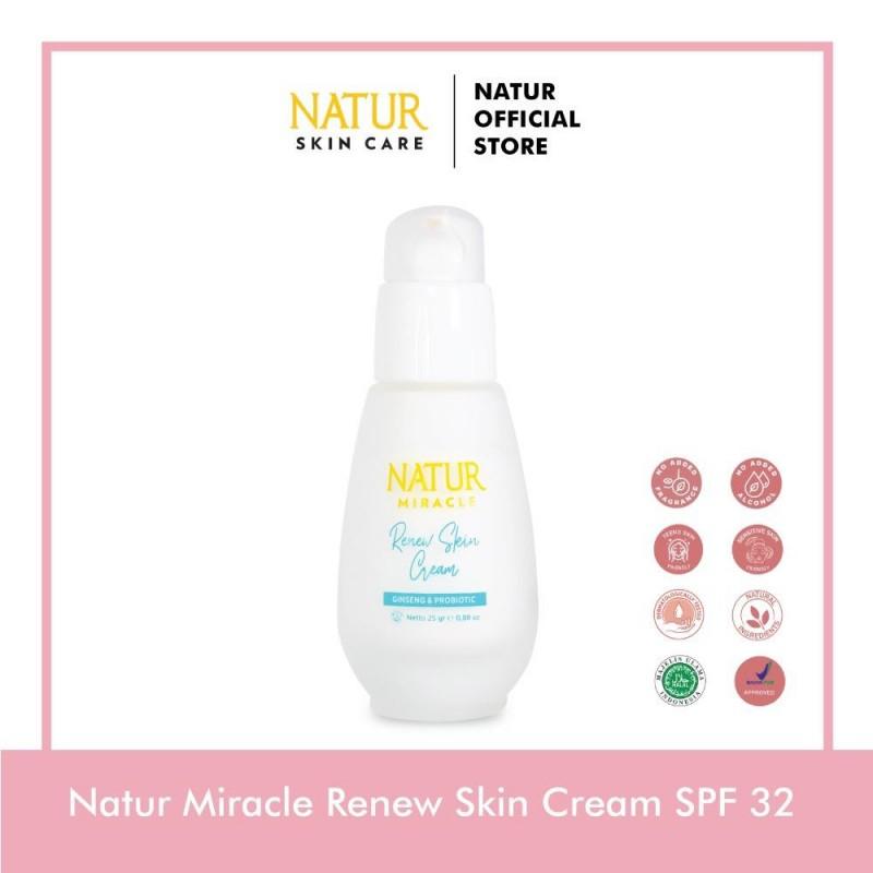 Natur Miracle Renew Skin Cream SPF 32