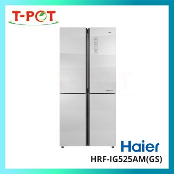 HAIER 516L 4-Door Inverter Refrigerator HRF-IG525AM(GS)