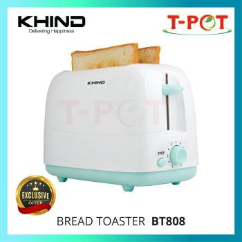 KHIND Bread Toaster BT808