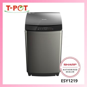 SHARP 12kg DD Inverter Washing Machine ESY1219