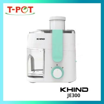 Khind 350ml Juicer Juice Extractor JE300