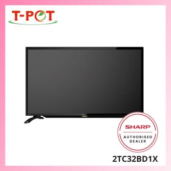 "SHARP AQUOS 32"" HD Ready Digital TV 2TC32BD1X"