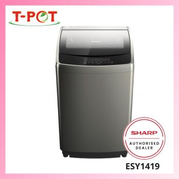 SHARP 14kg DD Inverter Washing Machine ESY1419