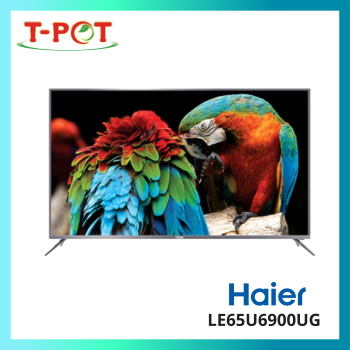 "HAIER 65"" LED 4K UHD Android TV LE65U6900UG"