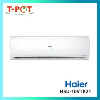 HAIER 1.0HP R32 Inverter Series Air Conditioner HSU-10VTK21