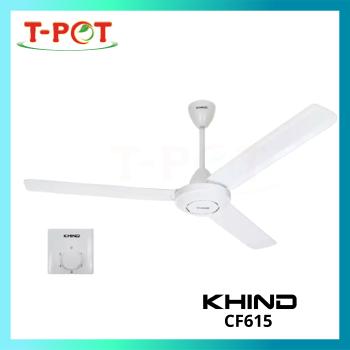 """KHIND 60"""" Ceiling Fan CF615"""