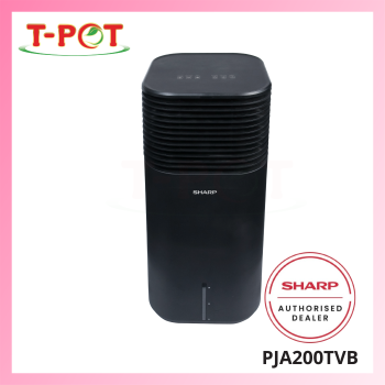SHARP 145W Air Cooler PJA200TVB