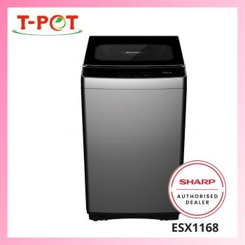 SHARP 10kg Washing Machine ESX1168